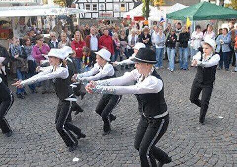 Oktoberfest-Bergisches-Herbstfest - Chr Höver & Sohn GmbH | Leppe Edelstahl informiert Sie über dieses Schauspiel - News und Tipps aus Lindlar