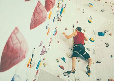 Die Boulderhalle in Lindlar - Chr Höver & Sohn GmbH | Leppe Edelstahl informiert Sie über die Eckdaten - News aus Lindlar