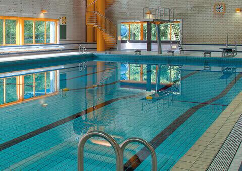 Freizeitbad in Lindlar - Chr Höver & Sohn GmbH | Leppe Edelstahl informiert Sie über die Eckdaten - News und Tipps aus Lindlar