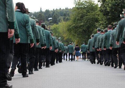 Schützenfest in Lindlar - Erfahren Sie mehr dazu in unserem Newsbereich | Chr. Höver & Sohn GmbH & Co. KG - Leppe Edelstahl