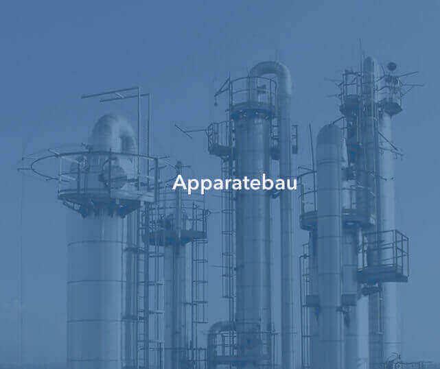 Apparatebau - Produkte Chr. Höver & Sohn - Schmiedetechnik - Freiformschmiede