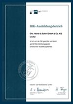 Edelstahl Produkte für die industrielle Anwendung - Stahlverarbeitung und Formgebung nach Maß - Zertifzierte Qualität | Leppe-Edelstahl | Chr. Höver & Sohn