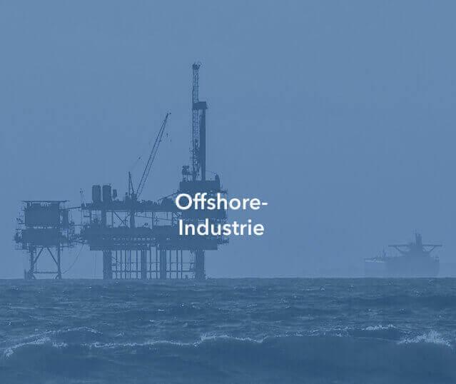Offshore Industrie - Produkte Chr. Höver & Sohn - Schmiedetechnik - Freiformschmiede
