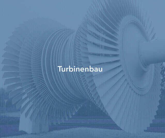 Turbinenbau - Produkte Chr. Höver & Sohn - Schmiedetechnik - Freiformschmiede