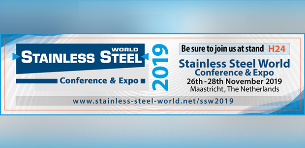 Hoever Messe Stainless Steel Mai 2019 - Stainless Steel World Conference & Exhibition November 2019