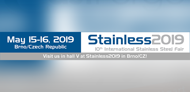 Hoever Messe Stainless Steel November 2019 - Stainless Steel World Conference & Exhibition Mai 2019